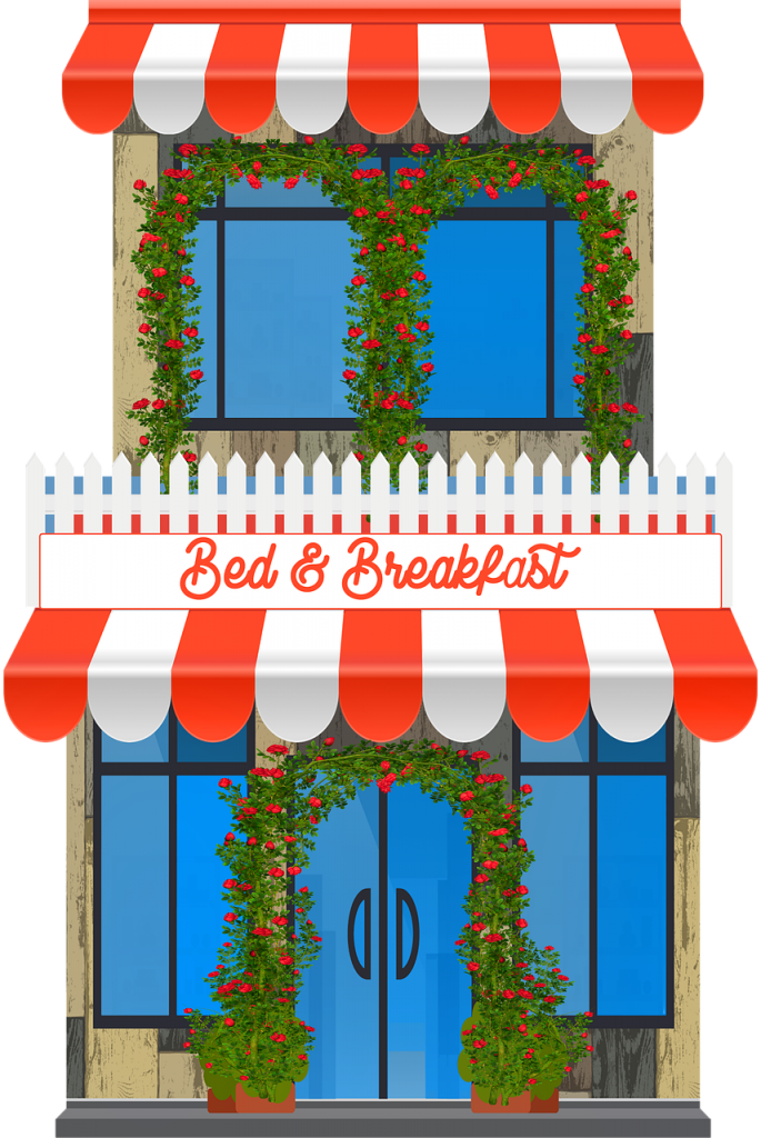 building, hotel, bed and breakfast